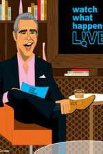 Watch What Happens Live Season 17 Episode 186
